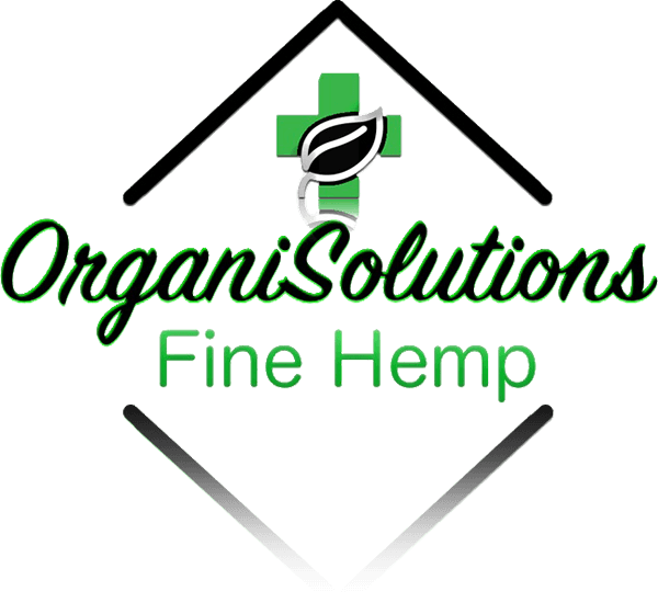 OrganiSolutions Fine Hemp logo