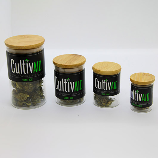 Cultivaid Hemp Flower