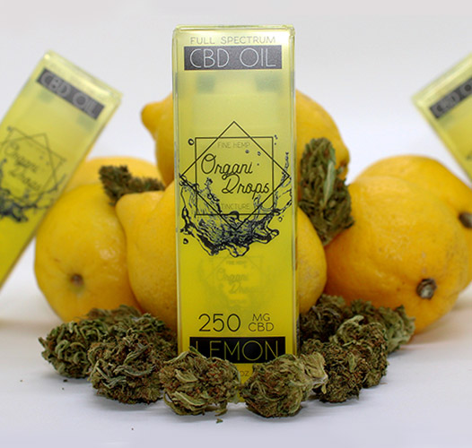 OrganiDrops Lemon